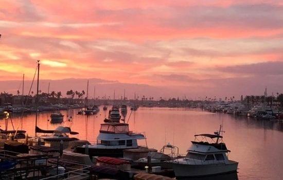 newport-beach-harbor-sunset