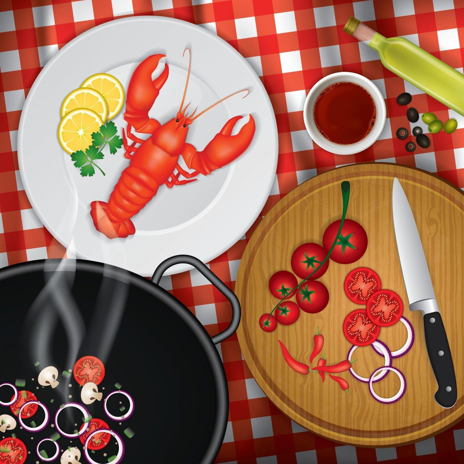 lobster-boat-dinner